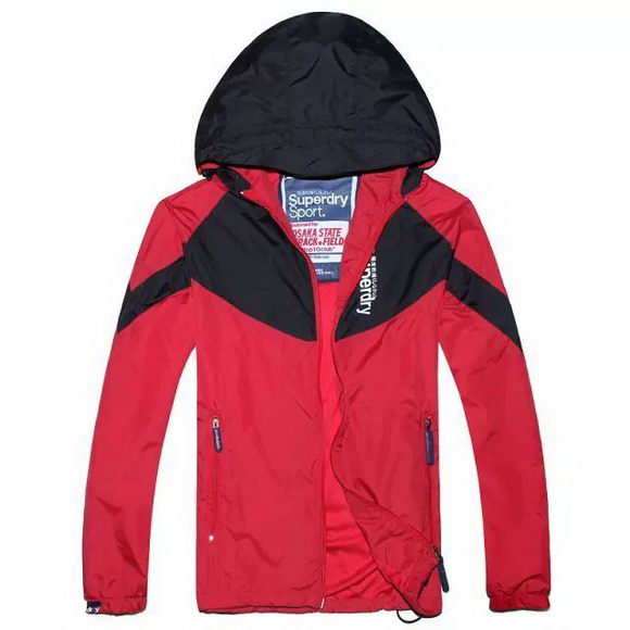 Superdry Wind Break Jacket Mens ID:20170915092