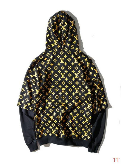 Supreme X Louis Vuitton Hooded Sweatshirt ID:20170920213