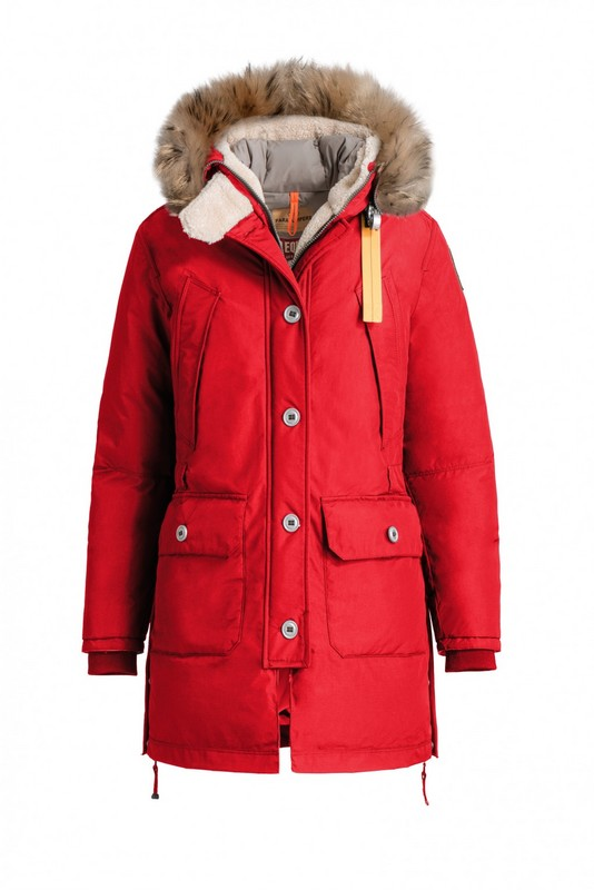 2017 PARAJUMPERS INUIT Red ID:2017092345