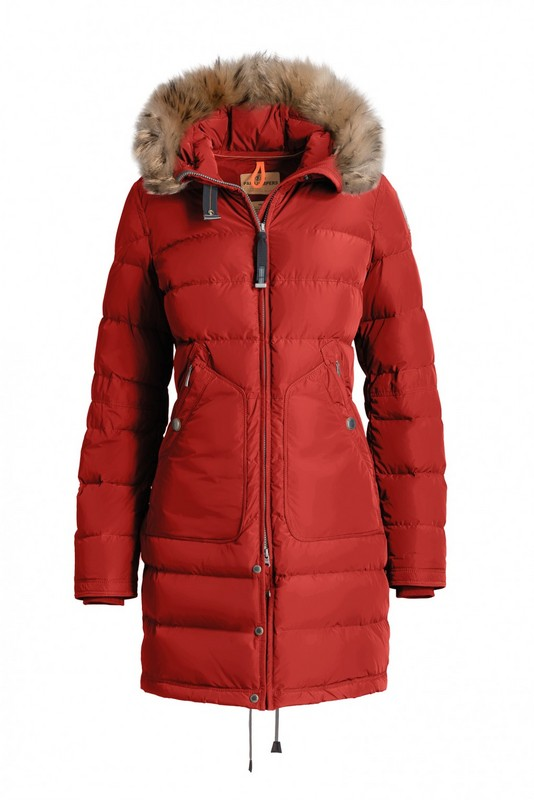 2017 PARAJUMPERS LIGHT LONG BEAR Red ID:2017092351