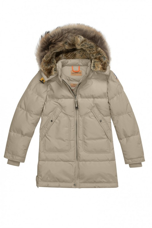 2017 PARAJUMPERS LONG BEAR BABY GIRL ID:2017092373