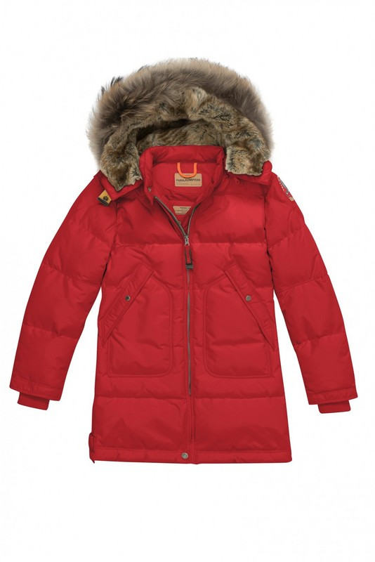 2017 PARAJUMPERS LONG BEAR BABY GIRL ID:2017092375
