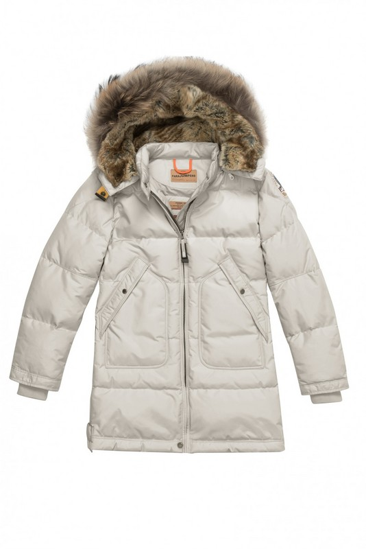 2017 PARAJUMPERS LONG BEAR BABY GIRL ID:2017092378