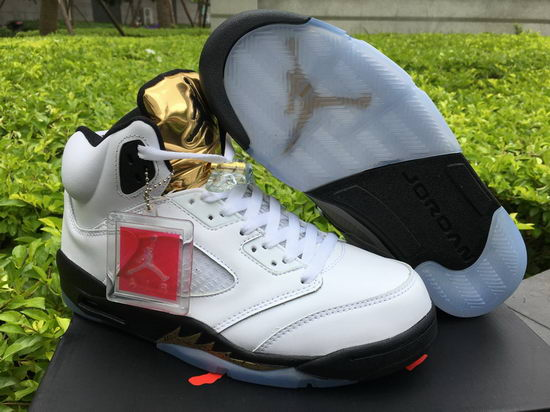 Nike Air Jordan 5 Mens ID:20171005105