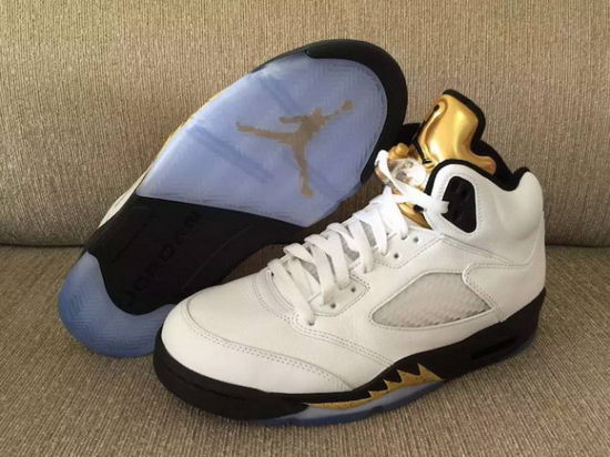 Nike Air Jordan 5 Mens ID:20171005107
