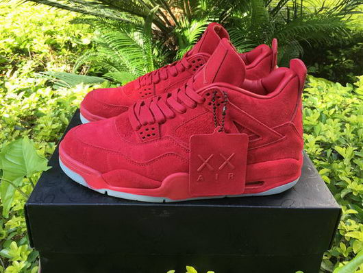 Nike Air Jordan 4 Mens ID:20171005111