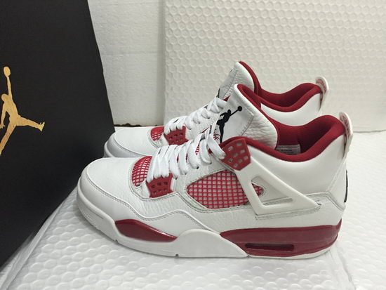 Nike Air Jordan 4 Mens ID:20171005113
