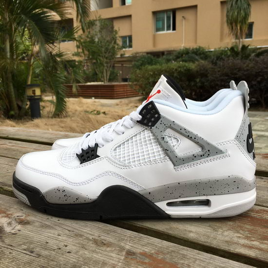 Nike Air Jordan 4 Mens ID:20171005117