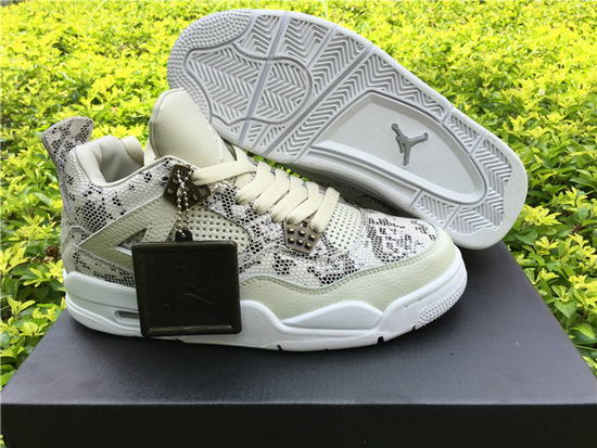 Nike Air Jordan 4 Mens ID:20171005119