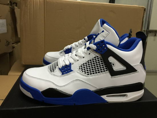 Nike Air Jordan 4 Mens ID:20171005121