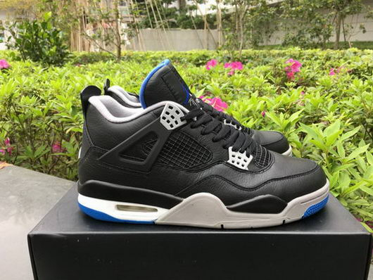 Nike Air Jordan 4 Mens ID:20171005127