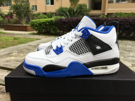Nike Air Jordan 4 Mens ID:20171005132