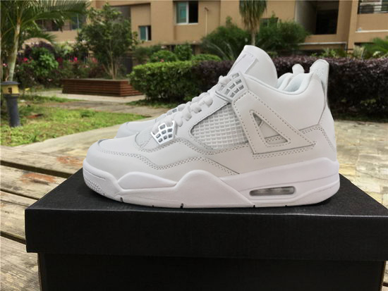 Nike Air Jordan 4 Mens ID:20171005133