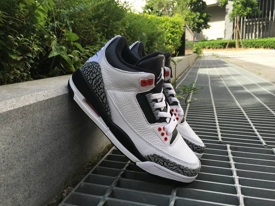 Nike Air Jordan 3 Mens ID:20171005146