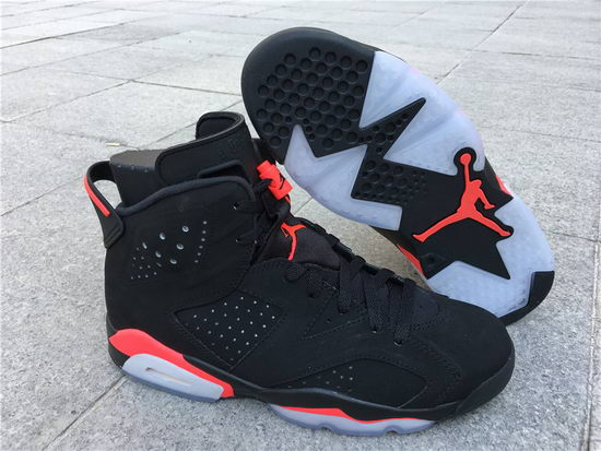 Nike Air Jordan 6 Mens ID:20171005087