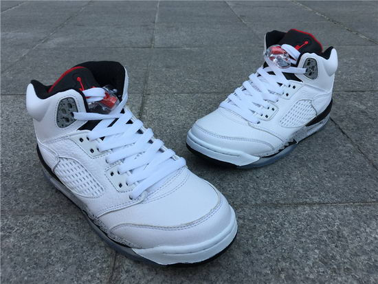 Nike Air Jordan 5 Mens ID:20171005089