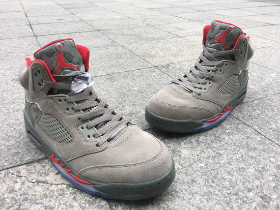 Nike Air Jordan 5 Mens ID:20171005090