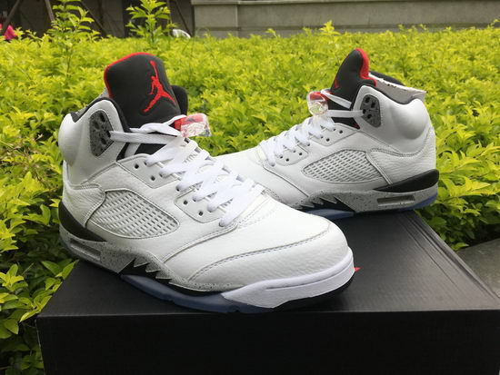 Nike Air Jordan 5 Mens ID:20171005091