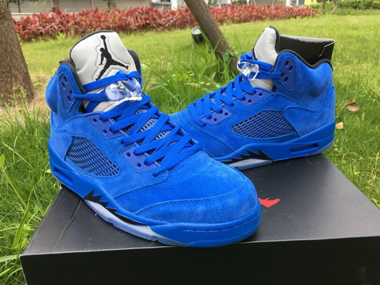 Nike Air Jordan 5 Mens ID:20171005092