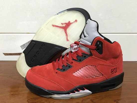 Nike Air Jordan 5 Mens ID:20171005094