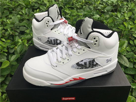 Nike Air Jordan 5 Mens ID:20171005097
