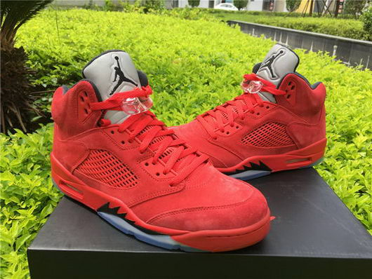 Nike Air Jordan 5 Mens ID:20171005099