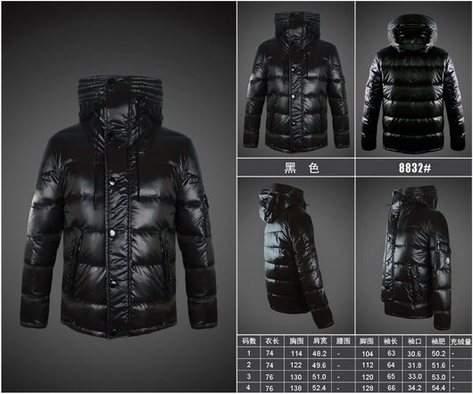 Moncler Down Jacket 2017 Mens ID:20171029074