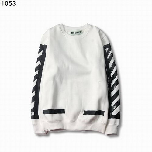 Off White Sweat Unisex ID:20171115241