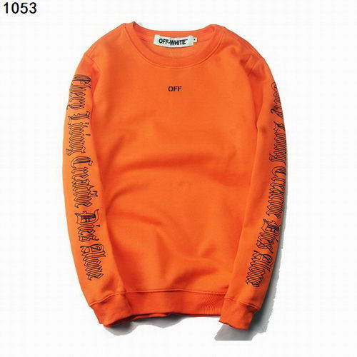 Off White Sweat Unisex ID:20171115243