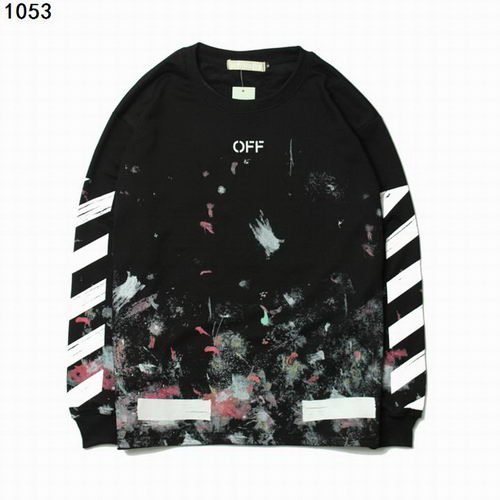 Off White Sweat Unisex ID:20171115248