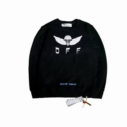 Off White Sweat Unisex ID:20171115250
