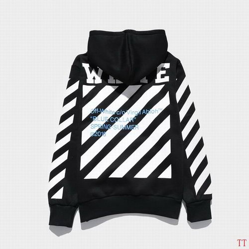 Off White Hoodie Unisex ID:20171115136