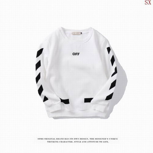 Off White Sweat Unisex ID:20171115254