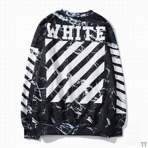 Off White Sweat Unisex ID:20171115255