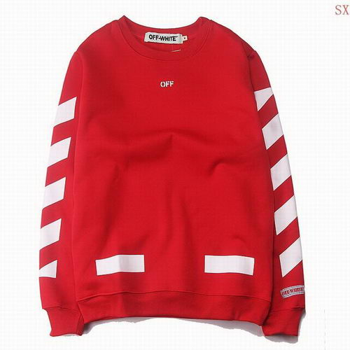 Off White Sweat Unisex ID:20171115265
