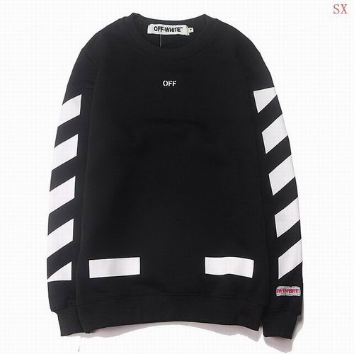 Off White Sweat Unisex ID:20171115266