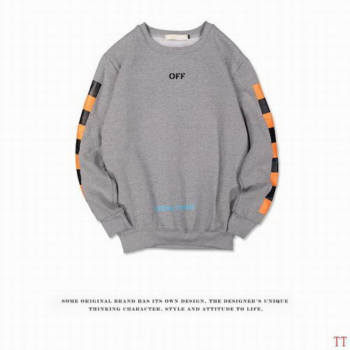 Off White Sweat Unisex ID:20171115269