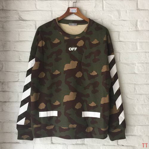 Off White Sweat Unisex ID:20171115274