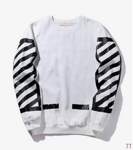 Off White Sweat Unisex ID:20171115276