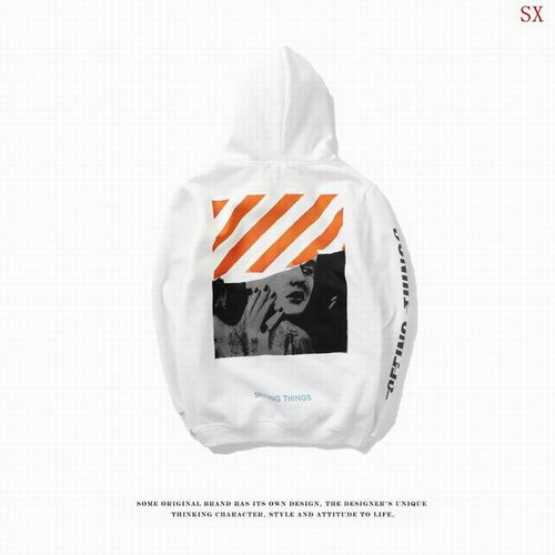 Off White Hoodie Unisex ID:20171115144
