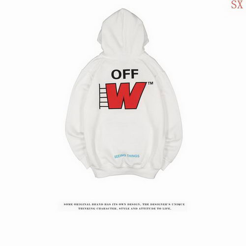 Off White Hoodie Unisex ID:20171115150