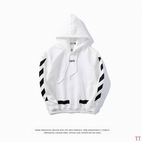 Off White Hoodie Unisex ID:20171115152
