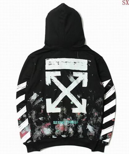 Off White Hoodie Unisex ID:20171115168