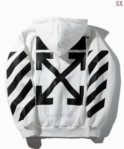 Off White Hoodie Unisex ID:20171115170