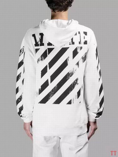 Off White Hoodie Unisex ID:20171115188