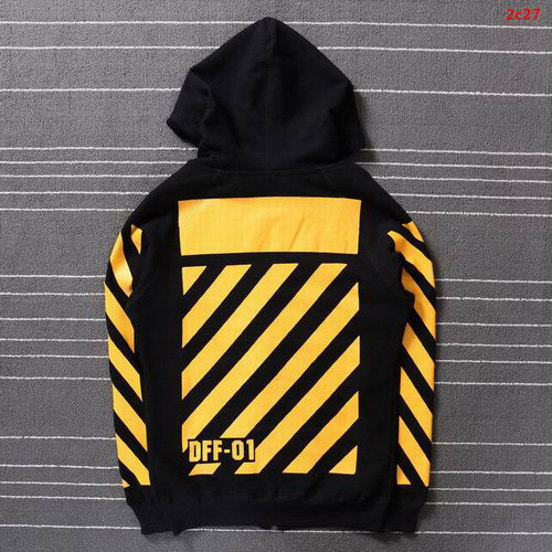 Off White Hoodie Unisex ID:20171115190
