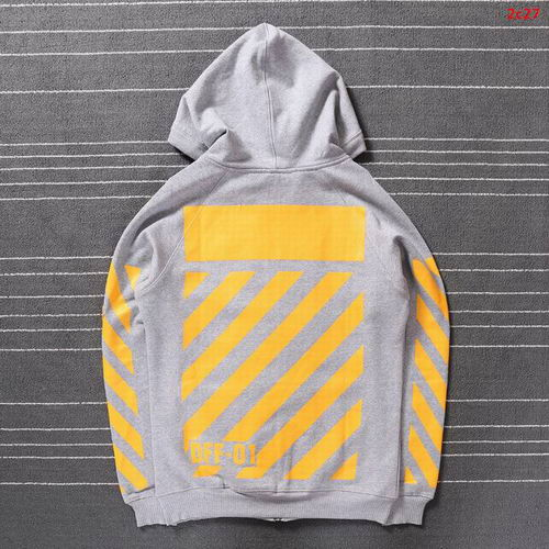 Off White Hoodie Unisex ID:20171115191