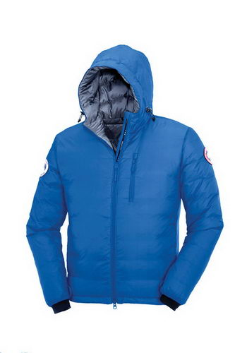 Canada Goose Jacket 2017 Mens PBI LODGE HOODY Sky Blue