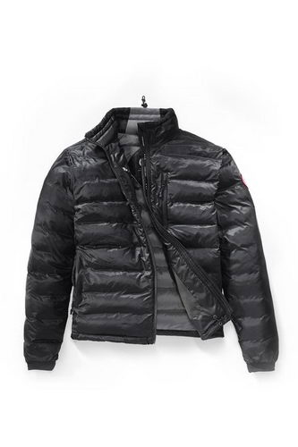 Canada Goose Jacket 2017 Mens LODGE DOWN JACKET Black