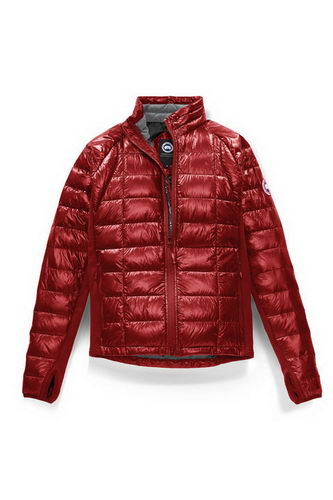 Canada Goose Jacket 2017 Mens HYBRIDGE LITE JACKET Red